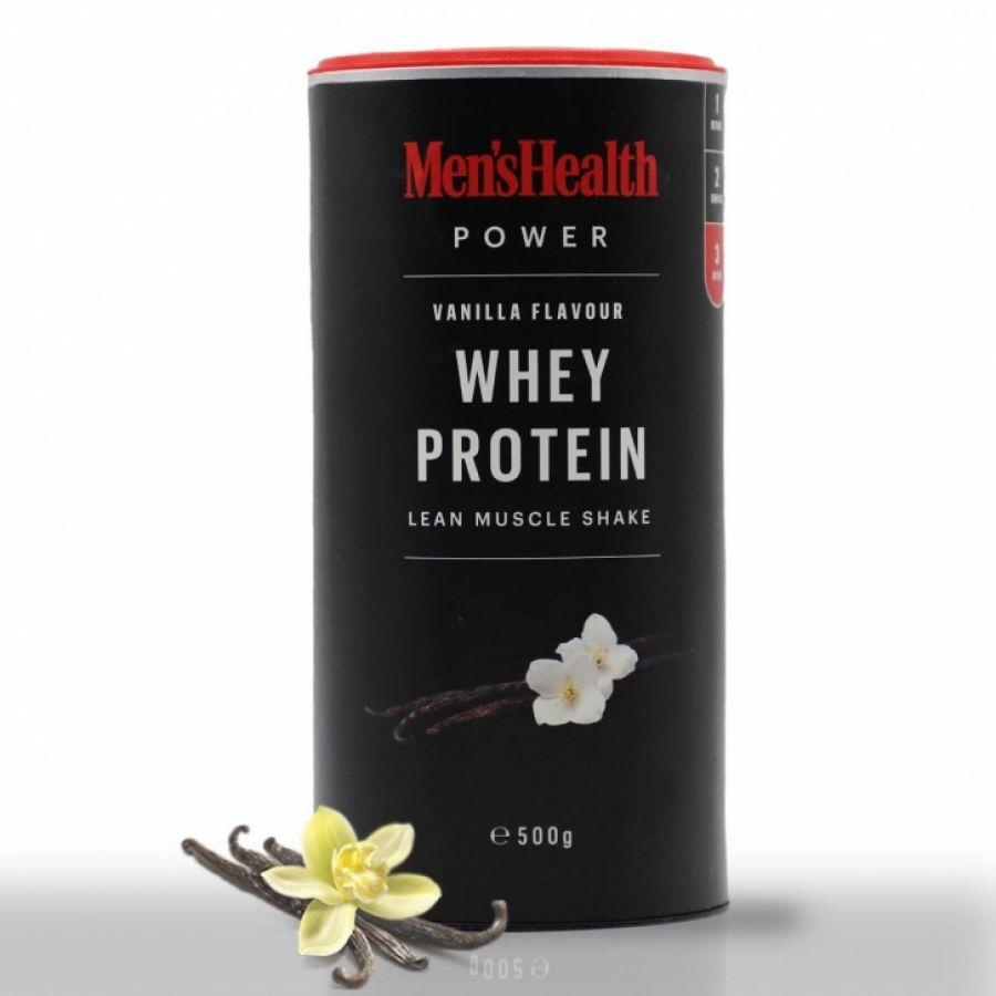 Mens Health Whey Protein Vanille 500g