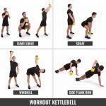 Kettlebell 40 kg Staal (competitie kettlebell) -100753213