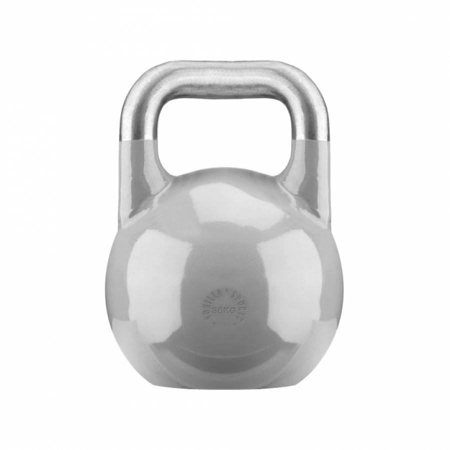 Kettlebell 36 kg Staal (competitie kettlebell)