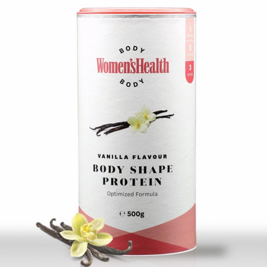 Womens Health Body Shape Protein Vanille 500g