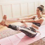 Opvouwbare Yogamat incl. Opbergtas-100753236