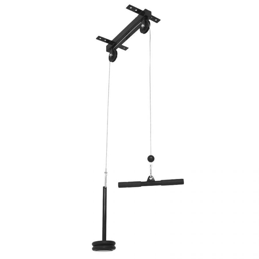 Outlet Deal Lat Pulley (dakmontage)